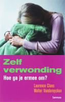 Zelfverwonding / druk 1 - Claes, L.; Vandereycken, W.