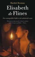 Elisabeth de Flines / druk 4 - Bosman, M.