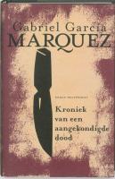 Kroniek van een aangekondigde dood / druk 24 - Garcia Marquez, G.
