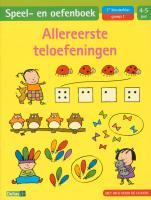 Speel- en oefenboek / Allereerste teloefeningen 4-5 jaar / druk 1