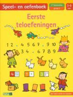 Speel- en oefenboek / Eerste teloefeningen 5-6 jaar / druk 1