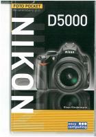 Foto Pocket Nikon D5000 / druk 1