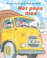 Met papa mee / druk 1 - Dam, A. van