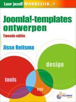 Joomla !-templates ontwerpen / 2e editie / druk 2 - Reitsma, J.