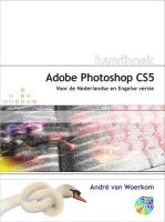 Handboek Adobe Photoshop CS5 / druk 1 - Woerkom, Andre van