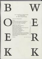 Boekwerk / 1 / druk 1