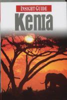 Kenia / Nederlandse editie / druk 4