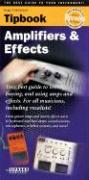Tipbook - Amplifiers & Effects - Pinksterboer, Hugo