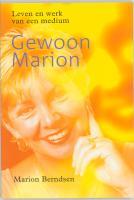 Gewoon Marion / druk 1 - Berndsen, M.