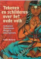 Tekenen en schilderen over het oude volk / druk 1 - Boland, F.