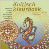 Keltisch kleurboek / druk 1 - Velden, J. van der; Schoenmakers, A.