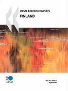 OECD Economic Surveys: Finland 2010 - Oecd Publishing, Publishing