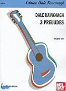 3 Preludes: For Guitar Solo