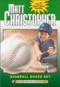Baseball Boxed Set - Christopher, Matt