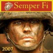 Semper Fi 2007 Calendar - Bryant, Russ