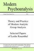 Modern Psychoanalysis, Volume 30, Number 2