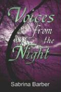 Voices from the Night Voices from the Night - Barber, Sabrina