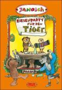 Riesenparty für den Tiger: Die Geschichte, wie der kleine Tiger einmal Geburtstag hatte