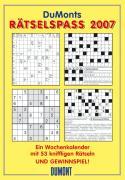 DuMont´ s Rätselspaß Wochenkalender 2007