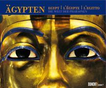 Ägypten - Die Welt der Pharaonen 2007. Kalender - Vannini, Sando