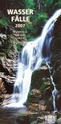 Wasserfälle 2007. Kalender