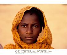 Gesichter der Wüste 2007. Kalender