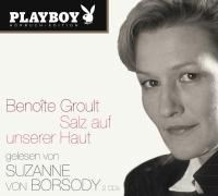 Salz auf unserer Haut. Playboy Hörbuch-Edition, 3 Audio-CDs