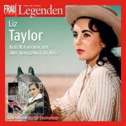 Liz Taylor. 2 CDs . Frau im Spiegel - Legenden
