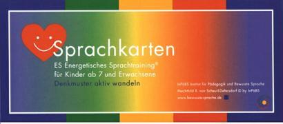 Sprachkarten - Denkmuster aktiv wandeln