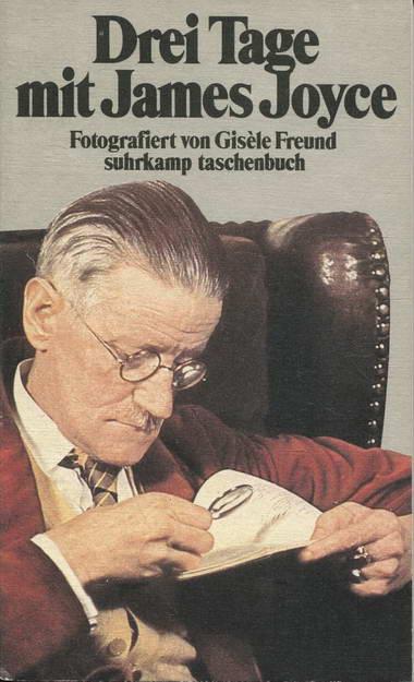 Drei Tage mit James Joyce - Freund, Gisèla