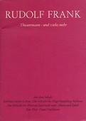 Rudolf Frank, Theatermann - und vieles mehr. 16. September 1886, Mainz - 25. Oktober 1979, Basel. Mainz : Krach, 1980. 108 Seiten mit Abbildungen und Literaturverzeichnis. Kartoniert (Englische Broschur). 4to. - Heist, Walter [Red.]