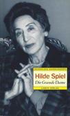 Die Grande Dame. Gespräch mit Anne Linsel. 1. Auflage. Göttingen: Lamuv, 1992. 144 Seiten. Kartoniert. - Spiel, Hilde