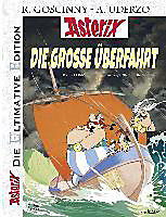 Die ultimative Asterix Edition 22: Die große Überfahrt (Asterix Die Ultimative Edition, Band 22)