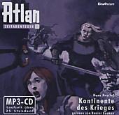 Atlan, Zeitabenteuer - Kontinente des Krieges, 2 MP3-CDs
