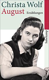August: Erzählungen (suhrkamp taschenbuch)