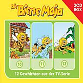 Die Biene Maja, Hörspielbox, 3 Audio-CDs