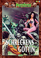 Die Schreckensgöttin - Dan Shockers Macabros Band 3