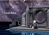 Fremde Welten (Posterbuch DIN A3 quer)