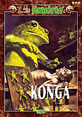 Konga - Dan Shockers Macabros Band 2