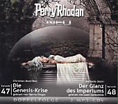 Perry Rhodan NEO MP3 Doppel-CD Folgen 47 + 48
