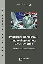 Politischer Liberalismus und wohlgeordnete Gesellschaften