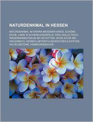 Naturdenkmal in Hessen: Schne Eiche, Linde in Schenklengsfeld, Frau-Holle-Teich, Riesenmammutbaum Bei Schotten, Dicke Eiche Bei Airlenbach