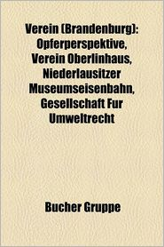Verein (Brandenburg) - B Cher Gruppe (Editor)