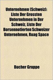 Unternehmen (Schweiz) - B Cher Gruppe (Editor)