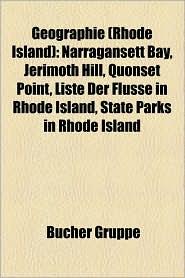 Geographie (Rhode Island): Fluss in Rhode Island, Insel (Rhode Island), Ort in Rhode Island, Middletown, Portsmouth, Narragansett Bay