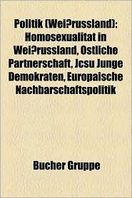 Politik (Wei Russland) - B Cher Gruppe (Editor)