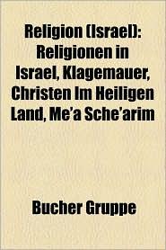 Religion (Israel) - B Cher Gruppe (Editor)