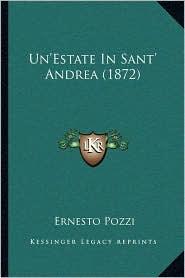 Un'Estate In Sant' Andrea (1872) - Ernesto Pozzi