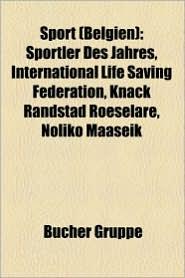 Sport (Belgien) - B Cher Gruppe (Editor)