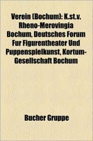 Verein (Bochum) - B Cher Gruppe (Editor)